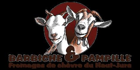 fromages de chevre du jura Barbiche et Pampille